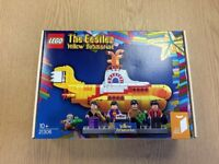 LEGO Ideas 21306 The Beatles Yellow Submarine (from 2016) | New, Factory-Sealed