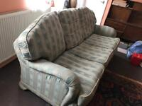 Free DFS large 3 and 2 seater settees