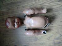 Vintage Doll Parts for restoring other dolls