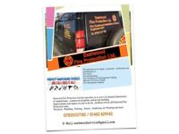 Handyman Maintenance & Fire services , student homes , commercial buildings , private property.