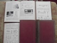 The Amateur Mechanic Volumes 1-4 - printed 1920