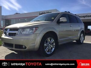 Certified 2010 Dodge Journey R/T AWD - 7 PASSENGER!