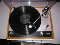 ORIGINAL THORENS TD160 new stylus and belt