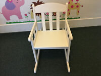 SUNDVIK Rocking-chair - good condition!