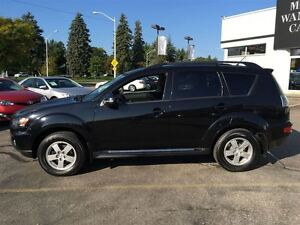 2010 Mitsubishi Outlander LS 3.0L V6 4X4 | 4WD | NO ACCIDENTS Kitchener / Waterloo Kitchener Area image 3
