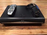 Sky + HD Box (500GB) with Remote