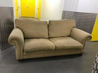 Genuine Laura Ashely sofa, Free delivery