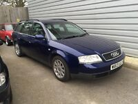 Audi A6 estate 1.8t with a remap Ono