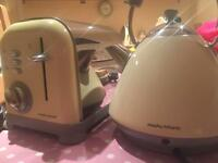 Morphs Richards kettle and toaster matching