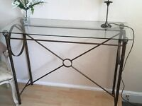 Stunning console table- hall, dining, lounge