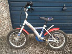 Kids Bike (14in wheels)