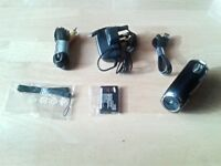 ON SALE! New Samsung SMX-C10 Flashcam camcorder, purchased for £150, selling for £70 or best offer!