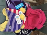 Bundle of 8 Brand New Winter Hats - Children's