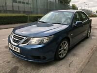 2008 Saab 9-3 1.9 TiD Turbo Diesel Vector Sport 6 Speed Climate Contro