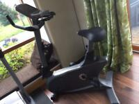 Vision Fitness Upright Fitness Cycle