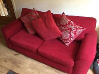3 Seater Sofa and an Arm Chair (Immaculate condition)