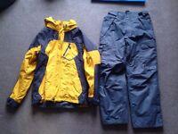Premium TOREAD Men Outdoor Waterproof Hiking Ski Snow Climbing Jacket Pant Suit