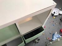 Ikea widen storage unit
