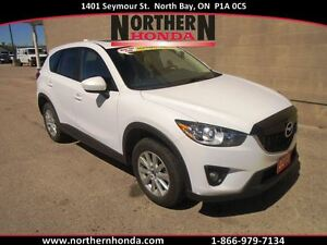 2013 Mazda CX-5 GS AWD-WELL SERVICED