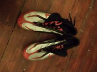 Track running shoes size 10