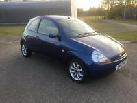 Ford ka 2007•ONLY 22,000 MILES•FULL YEARS MOT• fiesta polo clio punto corsa