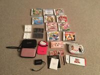 DS Lite with Games And Accessories