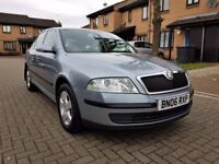 Skoda Octavia 1.9 TDI PD Ambiente 5dr Full Service History Cambelt Kit Done Long MOT, 1 owner Car