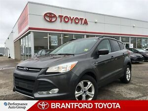 2016 Ford Escape SE, FWD, One Owner, Carproof Clean, Balance of