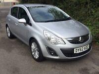 Vauxhall Corsa 1.2 se 5 door heated steering wheel and seats recent mot and service great looking