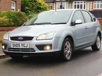 FORD FOCUS GHIA 1.6 SERVICE HISTORY LOW MILEAGE 3 MONTHS WARRANTY