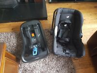 Joie car seat/ carseat and base PRICE DROP