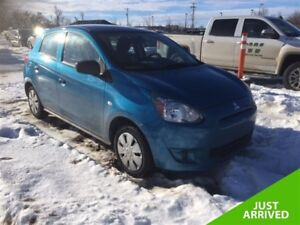 2015 Mitsubishi Mirage ES**Low kms!  Locally Owned!**