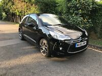 *REDUCED* 2015 DS DS3 Style Nav Puretech S