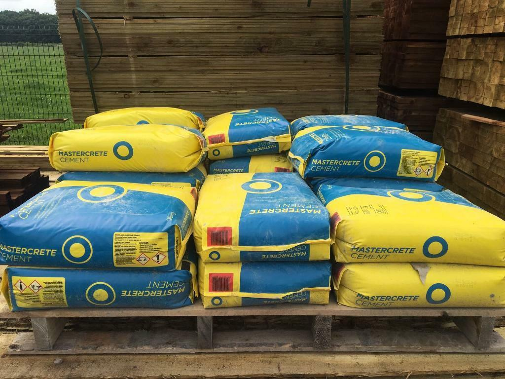 🚨New Bags Of Cement * £4.00