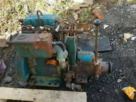 Sabb 18hp boat engine