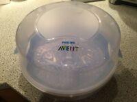 Philips Avent Microwave Steriliser - good condition