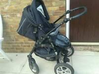 Baby merc exclusive Q7 pram