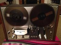 Akai GX-4000D reel to reel 4 track