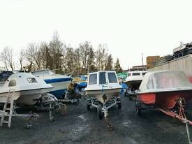 Boats outboards bought sold and serviced