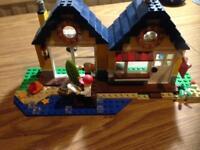 Lego Beach house / Shop (31035)