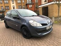 Renault Clio 1.2 16v Expression 3dr FULL SERVICE HISTORY,HPI Clear