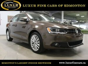 2011 Volkswagen Jetta Sedan Highline TDI |Navi|Leather|