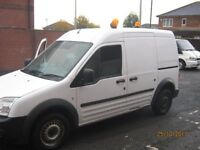 FORD TRANSIT CONNECT 2010 MODEL 1.8 DIESEL