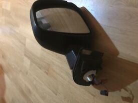 Wing mirror Peugeot partner panel van