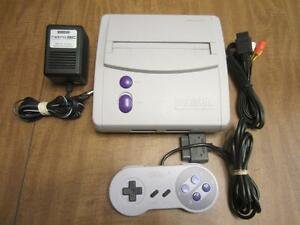 *****CONSOLE SUPER NINTENDO SNES TOP LOADER A VENDRE / SUPER NINTENDO SNES TOP LOADER SYSTEM FOR SALE*****