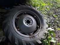 Massey Fergurson 35 rear wheels