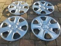 Genuine Ford wheel trims