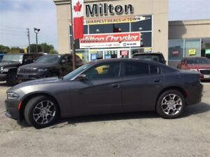 2016 Dodge Charger SXT AWD|8.4