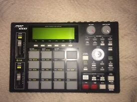Akai MPC 1000 with JJOS
