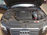 Audi A4 S line TDI 2008 VGC - Black, SAT NAV, Parking Sensors, MOT June 2019
